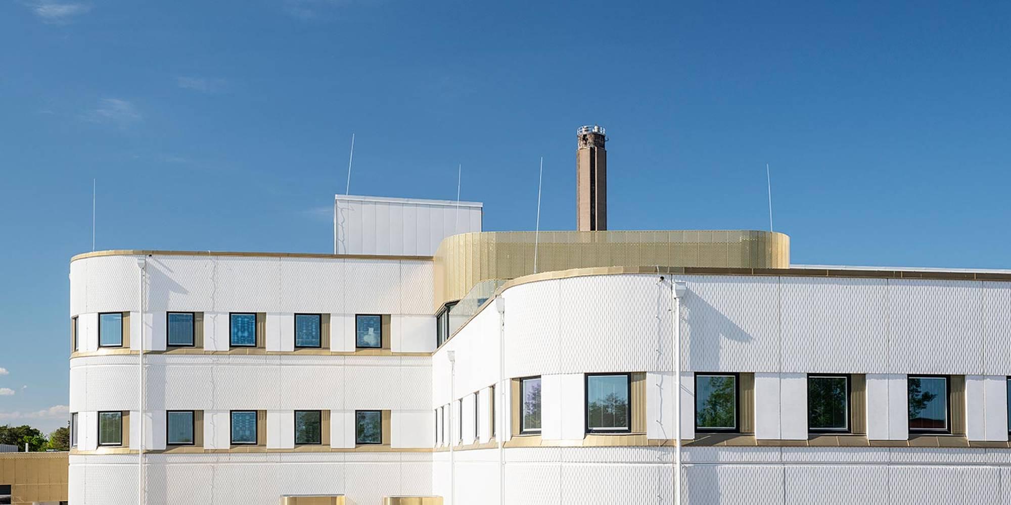 Krankenhaus, Kalmar. RECKLI SELECT, Abstrakt, 1/174 Gascogne
